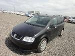 Used 2004 VOLKSWAGEN GOLF TOURAN BF53637 for Sale Image 1