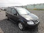 Used 2004 VOLKSWAGEN GOLF TOURAN BF53637 for Sale Image 7
