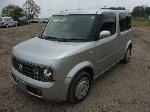 Used 2003 NISSAN CUBE BF53814 for Sale Image 1