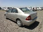 Used 2001 TOYOTA COROLLA SEDAN BF54018 for Sale Image 3