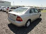 Used 2001 TOYOTA COROLLA SEDAN BF54018 for Sale Image 5