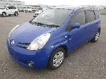 Used 2005 NISSAN NOTE BF54058 for Sale Image 1