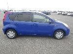 Used 2005 NISSAN NOTE BF54058 for Sale Image 6