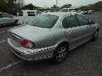 Used 2003 JAGUAR X-TYPE BF54253 for Sale Image 5