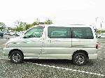 Used 2000 TOYOTA TOURING HIACE BF54472 for Sale Image 2