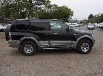 Used 1999 MITSUBISHI PAJERO BF54586 for Sale Image 6