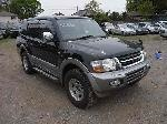 Used 1999 MITSUBISHI PAJERO BF54586 for Sale Image 7