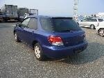 Used 2003 SUBARU IMPREZA SPORTSWAGON BF54698 for Sale Image 3