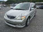 Used 2002 MAZDA MPV BF54712 for Sale Image 1