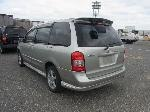 Used 2002 MAZDA MPV BF54712 for Sale Image 3