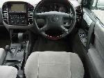 Used 1999 MITSUBISHI PAJERO BF54794 for Sale Image 22
