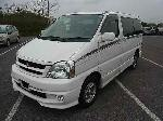 Used 2001 TOYOTA TOURING HIACE BF54819 for Sale Image 1