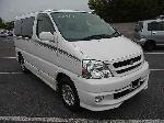 Used 2001 TOYOTA TOURING HIACE BF54819 for Sale Image 7
