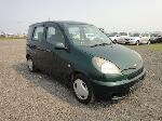 Used 2001 TOYOTA FUN CARGO BF55089 for Sale Image 7