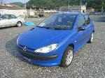 Used 2000 PEUGEOT 206 BF55140 for Sale Image 1