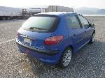 Used 2000 PEUGEOT 206 BF55140 for Sale Image 5