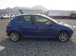 Used 2000 PEUGEOT 206 BF55140 for Sale Image 6