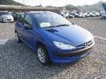 Used 2000 PEUGEOT 206 BF55140 for Sale Image 7