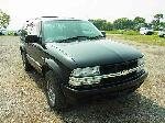 Used 2001 CHEVROLET BLAZER BF55192 for Sale Image 7
