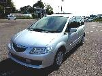Used 2001 MAZDA PREMACY BF55295 for Sale Image 1