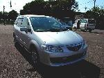 Used 2001 MAZDA PREMACY BF55295 for Sale Image 7