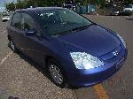 Used 2001 HONDA CIVIC BF55397 for Sale Image 7