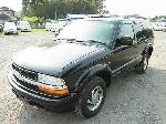 Used 2000 CHEVROLET BLAZER BF55569 for Sale Image 1