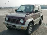 Used 1996 MITSUBISHI PAJERO JR BF55603 for Sale Image 1