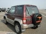 Used 1996 MITSUBISHI PAJERO JR BF55603 for Sale Image 3