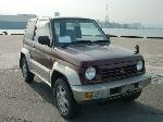 Used 1996 MITSUBISHI PAJERO JR BF55603 for Sale Image 7