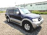 Used 2003 MITSUBISHI PAJERO BF55617 for Sale Image 7