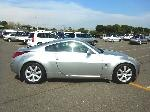 Used 2003 NISSAN FAIRLADY Z BF55666 for Sale Image 2