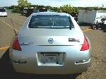 Used 2003 NISSAN FAIRLADY Z BF55666 for Sale Image 4