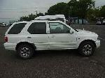 Used 2001 ISUZU WIZARD BF55995 for Sale Image 6