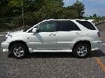 Used 1999 TOYOTA HARRIER BF56005 for Sale Image 2