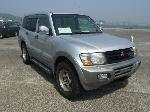 Used 1999 MITSUBISHI PAJERO BF56124 for Sale Image 7
