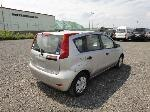 Used 2005 NISSAN NOTE BF56166 for Sale Image 5