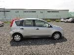 Used 2005 NISSAN NOTE BF56166 for Sale Image 6
