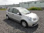 Used 2005 NISSAN NOTE BF56166 for Sale Image 7