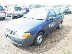 Used 2003 NISSAN AD VAN BF56190 for Sale Image 1