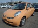 Used 2003 NISSAN MARCH BF56232 for Sale Image 1