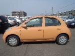Used 2003 NISSAN MARCH BF56232 for Sale Image 2