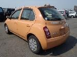 Used 2003 NISSAN MARCH BF56232 for Sale Image 3
