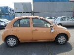 Used 2003 NISSAN MARCH BF56232 for Sale Image 6