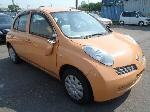 Used 2003 NISSAN MARCH BF56232 for Sale Image 7