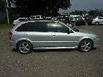Used 2001 MAZDA FAMILIA S-WAGON BF56312 for Sale Image 6