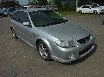 Used 2001 MAZDA FAMILIA S-WAGON BF56312 for Sale Image 7