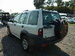 Used 2001 LAND ROVER FREELANDER BF56356 for Sale Image 3