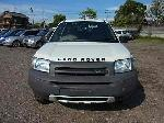Used 2001 LAND ROVER FREELANDER BF56356 for Sale Image 8