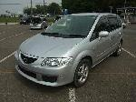 Used 2003 MAZDA PREMACY BF56384 for Sale Image 1